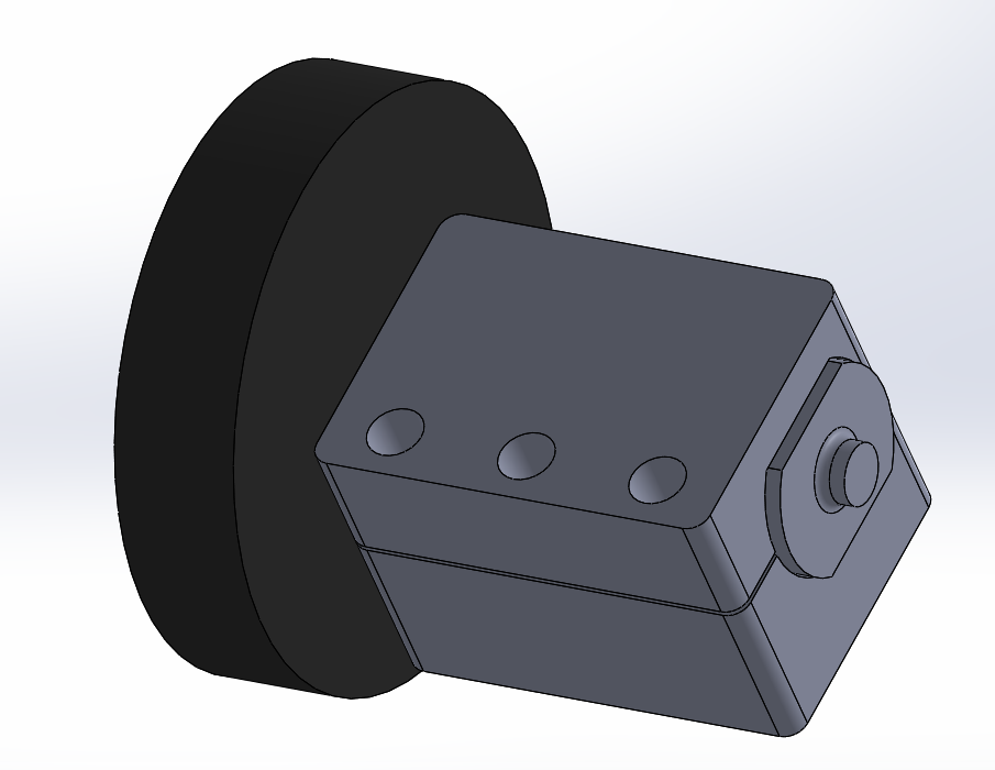 image of motor mount blocks