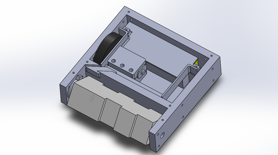 image of complete CAD model